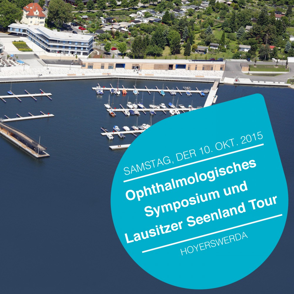 Ophthalmologisches Symposium am 10.10.2015